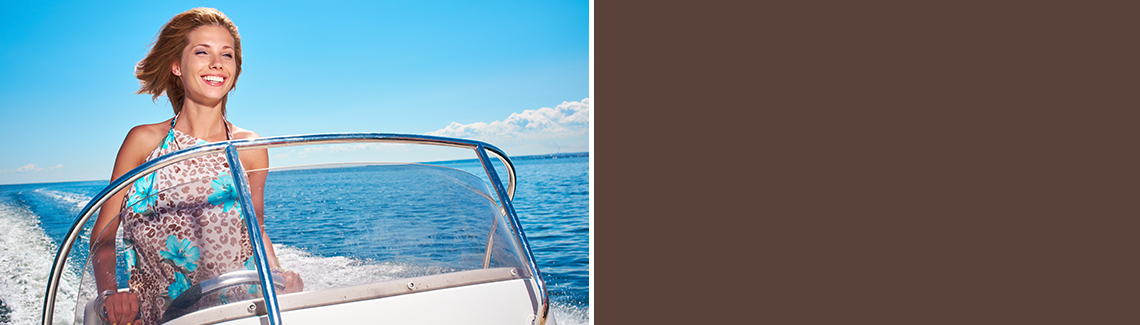 Look Fabulous during your favorite water sports with permanent makeup!